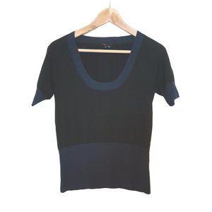 Theory Blake New Steady Colourblocked Sweater